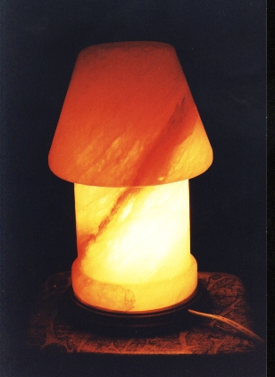 Salt Lamps Red Dot : Natural Crystal Salt Lamps Picture Gallery .: PEACE International Network